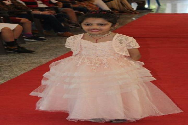 D A V English Medium Model Senior Secondary School-Fancy Dress Competition