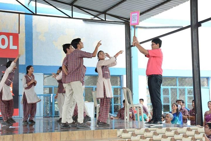D A V Public School-Activity