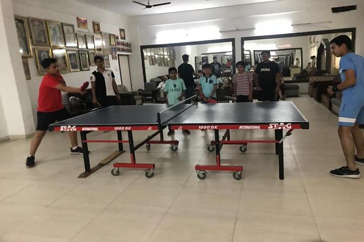 D A V Public School-Indoor Games