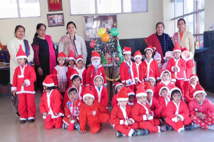 DAV Public School-Chritmas Celebrations