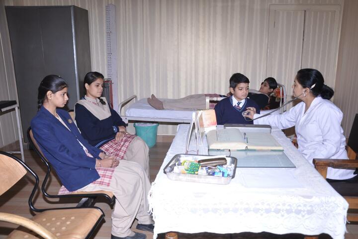 DAV Senior Secondary Public School-Medical Checkup