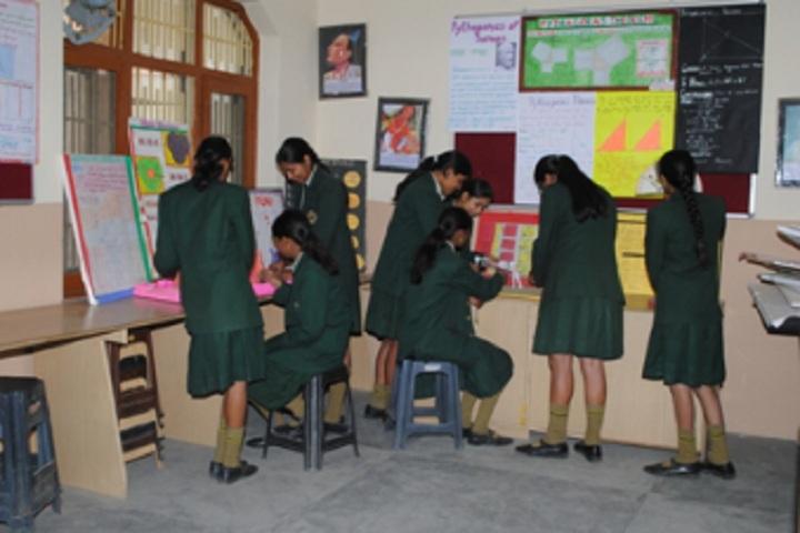 DAV Public School-Maths Lab