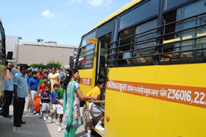 DAV Public School-Transport