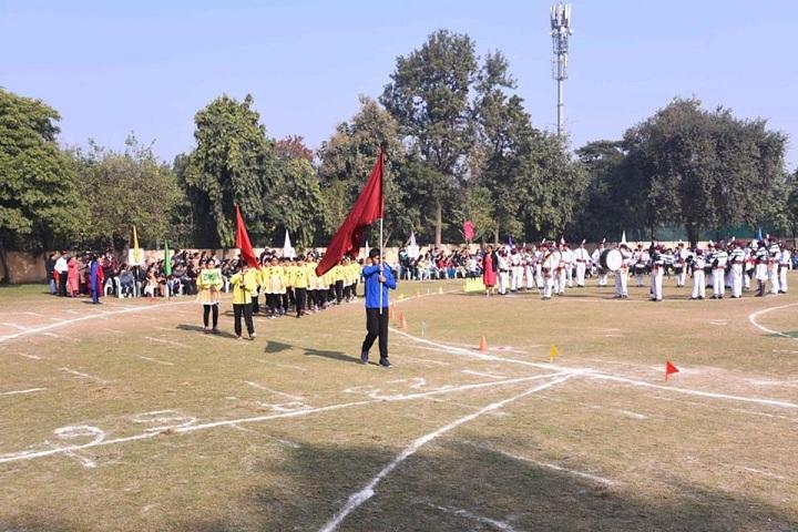 D A V Public School-Sports Meet
