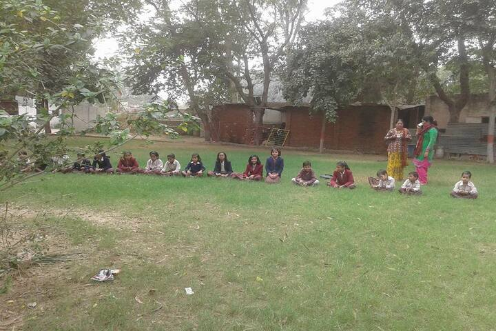 D A V Public School-Ground