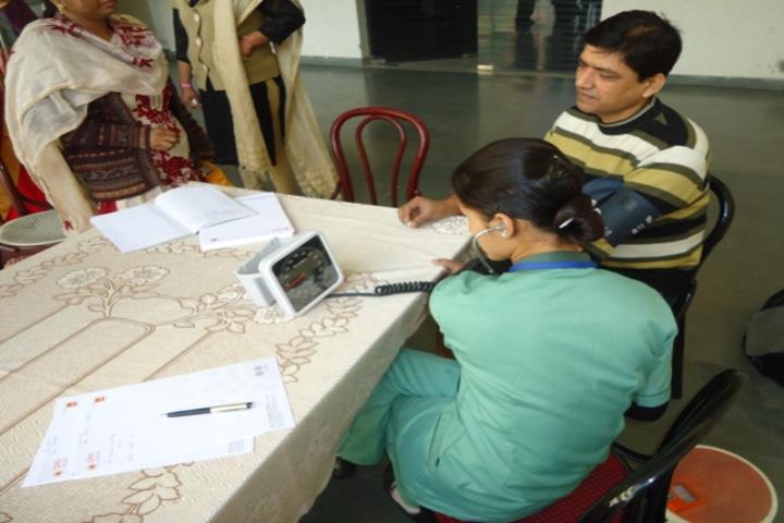 DAV Public School-Health Check Up