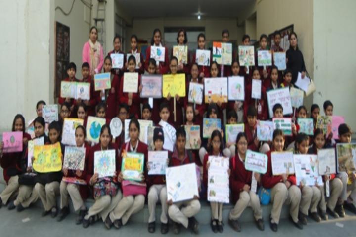 DAV Public School-Science Week