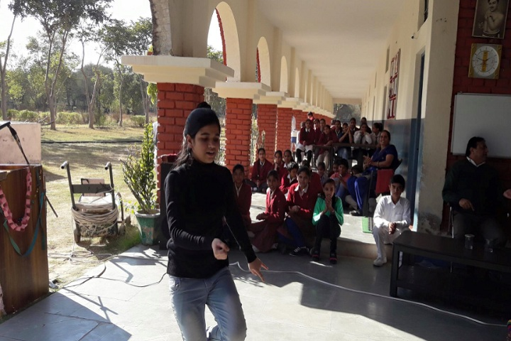 D A V Public School-Dance Event