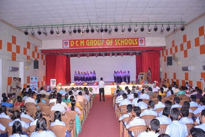 D C Model Senior Secondary School-Auditorium