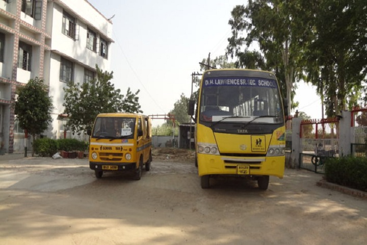 D H Lawrence Senior Secondary School- Transport