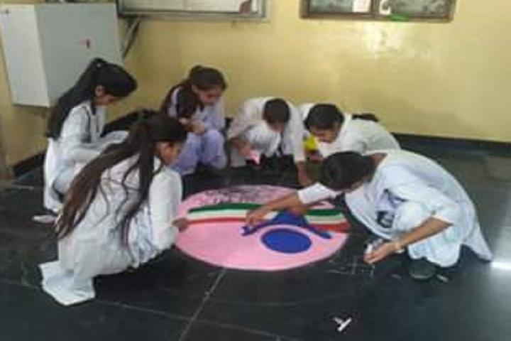 D P S Mewat Model School- Activities