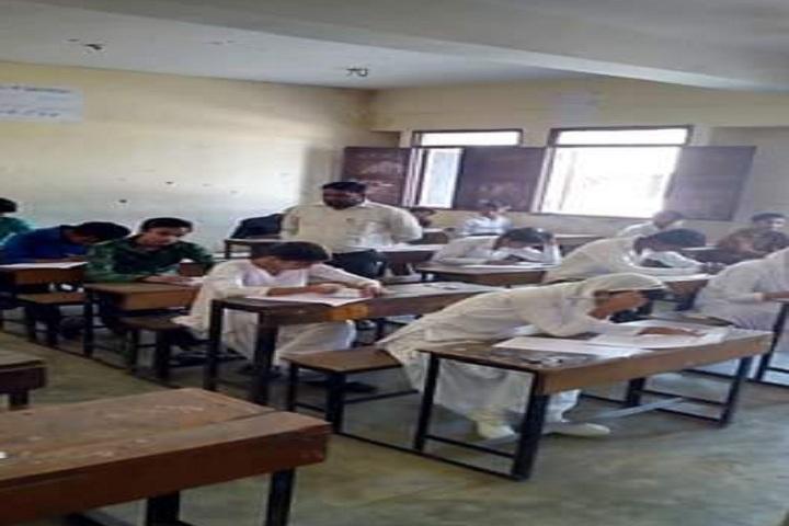 D P S Mewat Model School- Classrooms