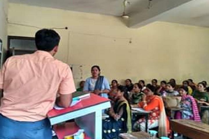 D P S Mewat Model School- Seminar