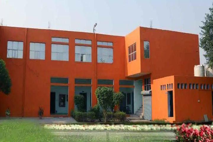 D S Arya Senior Secondary School-Campus View