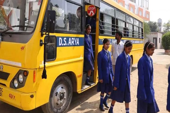 D S Arya Senior Secondary School-Transport