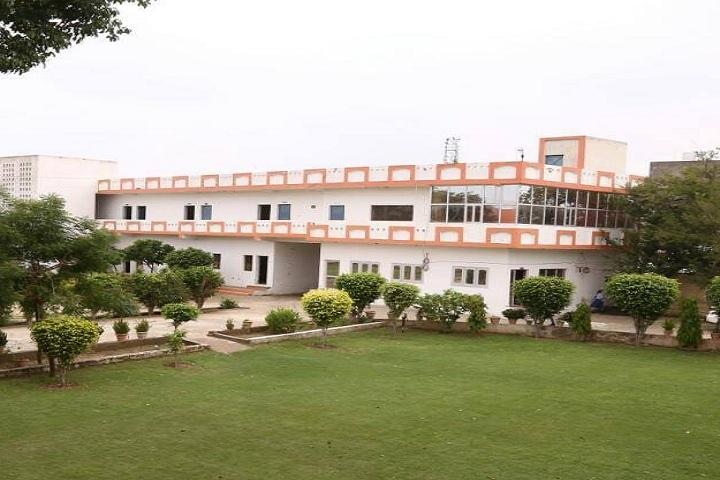 D S Arya Senior Secondary School-School Campus