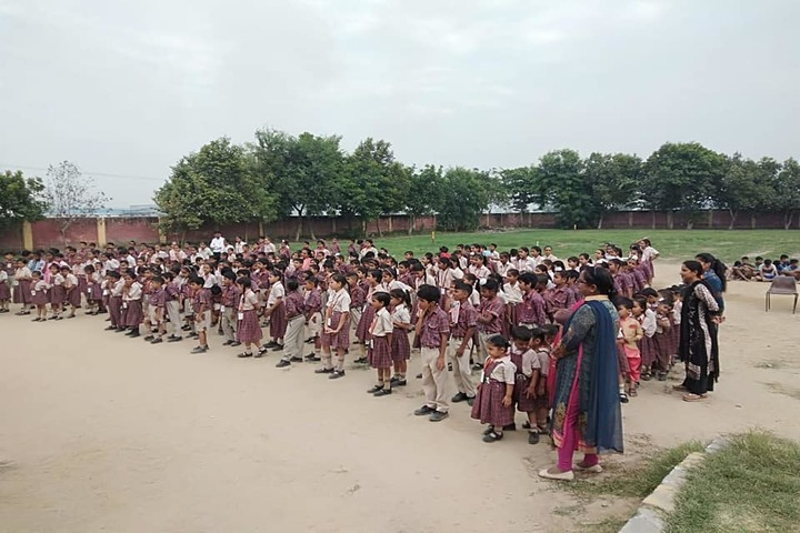 DAV Centenary Public School-Assembly