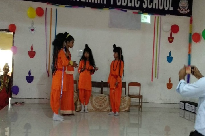 DAV Centenary Public School-Drama