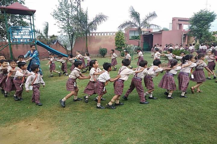 DAV Centenary Public School-Kindergarden