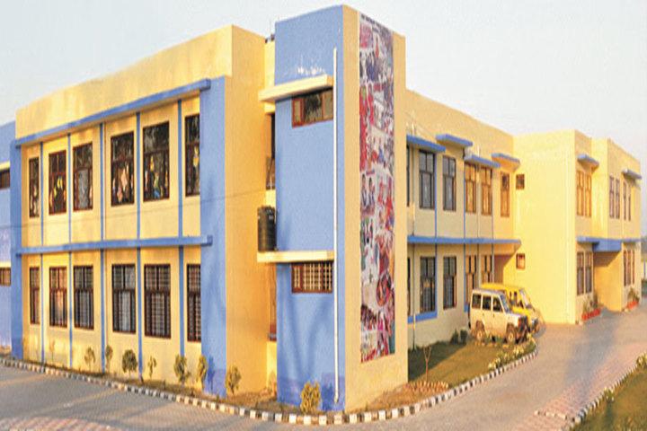 DAV Centenary Public School-School