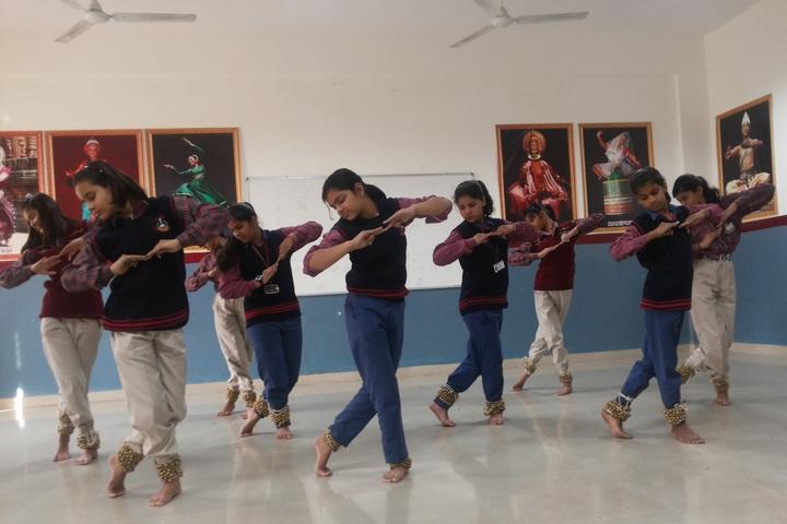 DAV Police Public School-Dance