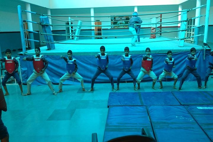 DAV Police Public School-Karate