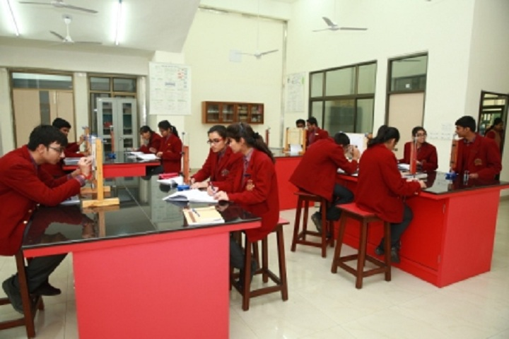 DAV Public School-Physics Lab