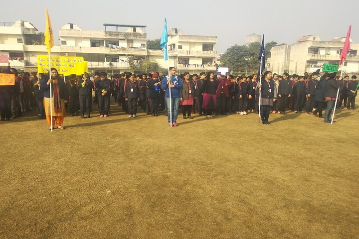 DAV Public School-Sports day