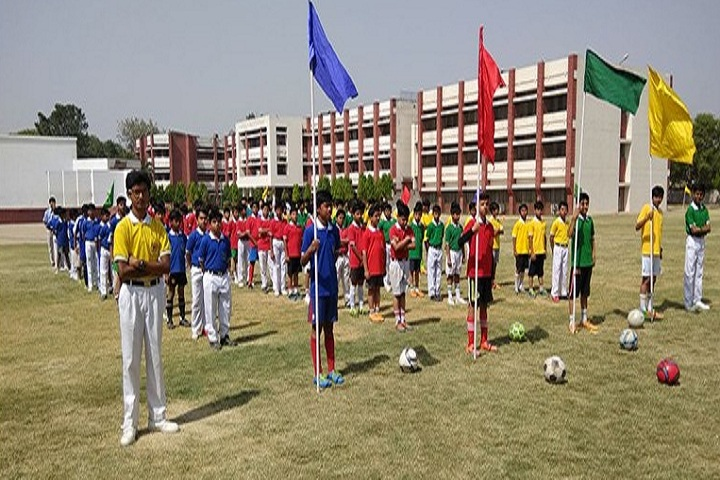 DPSG-Sports day