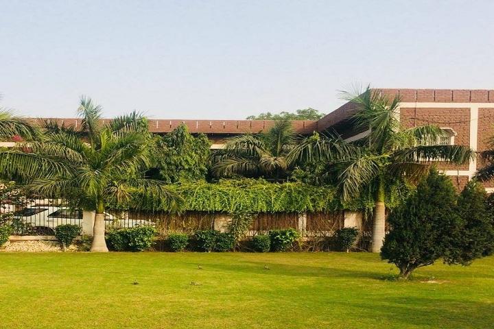 D R A Senior Secondary School-Campus-View