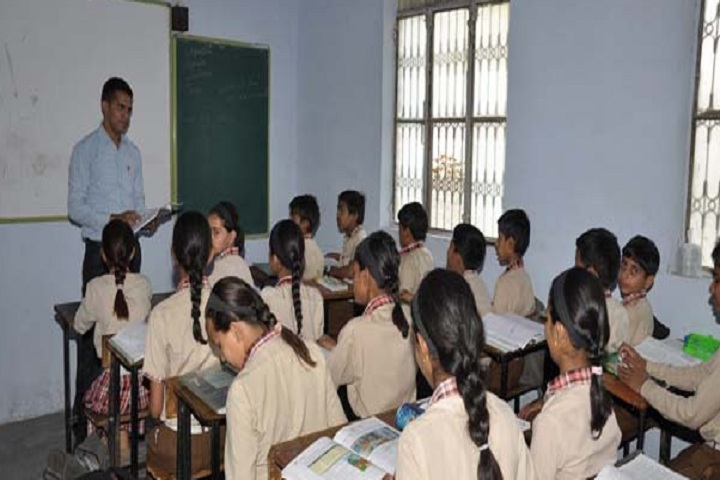 D R A Senior Secondary School-Classroom