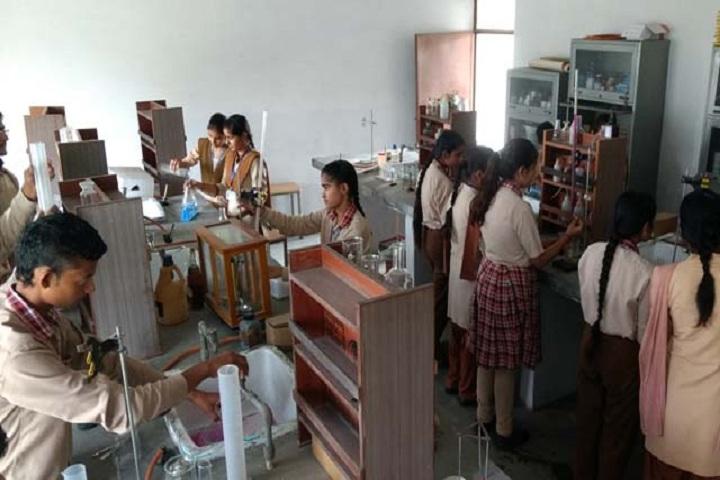 D R A Senior Secondary School-Laboratory