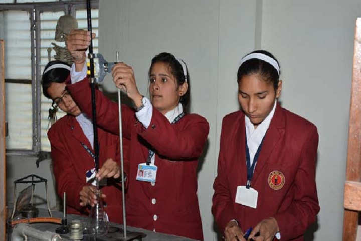 D R A Senior Secondary School-Chemistry Lab