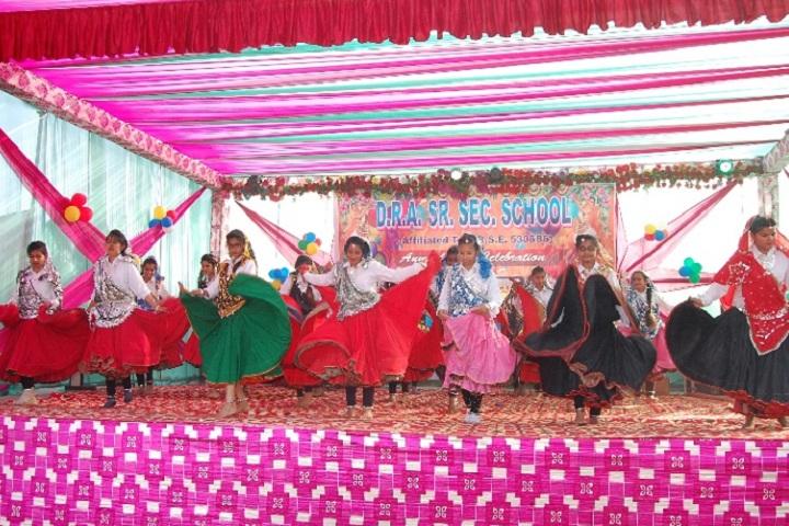 D R A Senior Secondary School-Dance