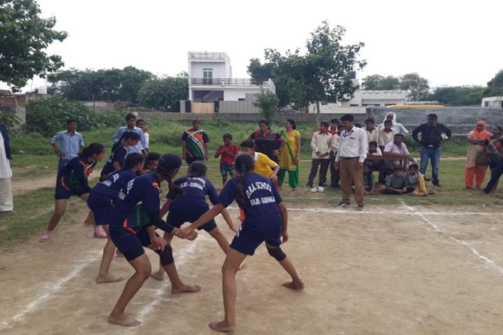 D R A Senior Secondary School-Games