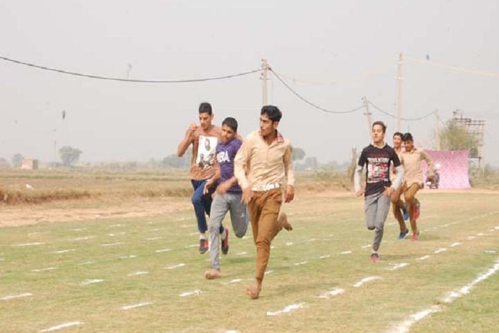 D R A Senior Secondary School-Running