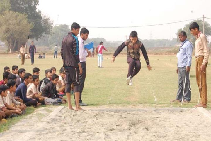 D R A Senior Secondary School-Sports