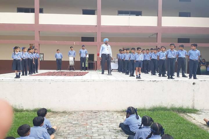 Daffodil Public School-Assembly