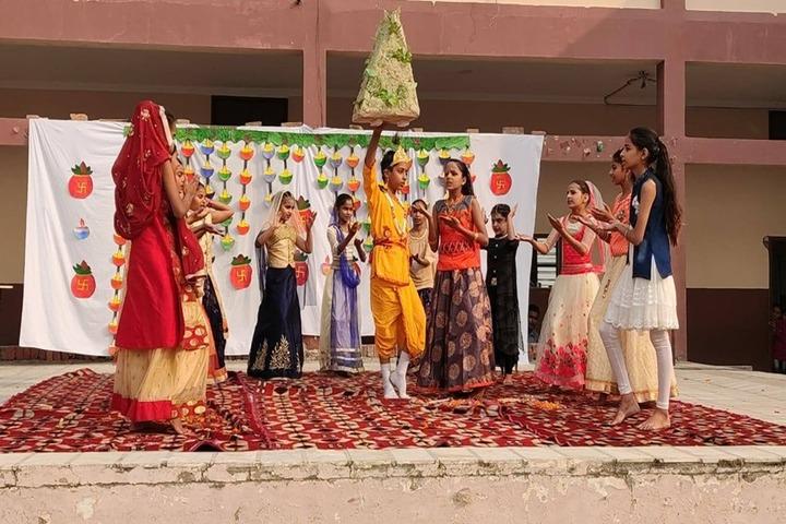 Daffodil Public School-Festival Celebration