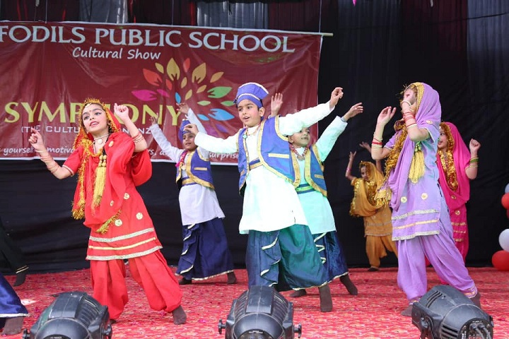 Daffodils Public School-Annual day