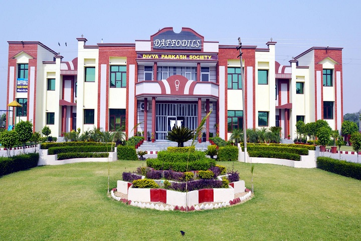 Daffodils Public School-Campus View