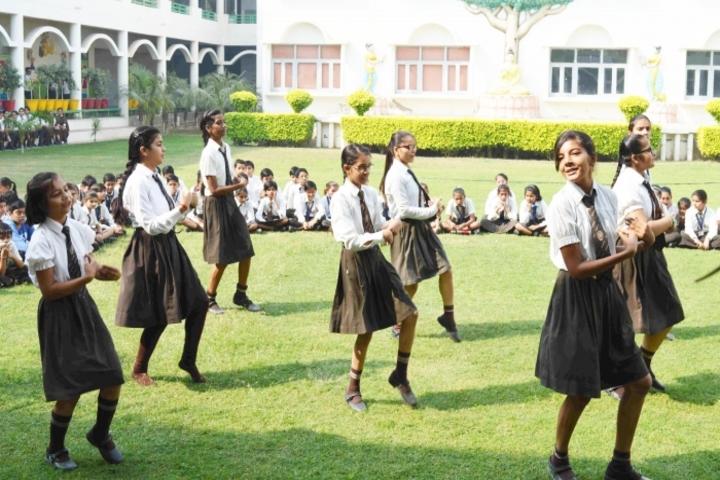 Daffodils Public School-Dance