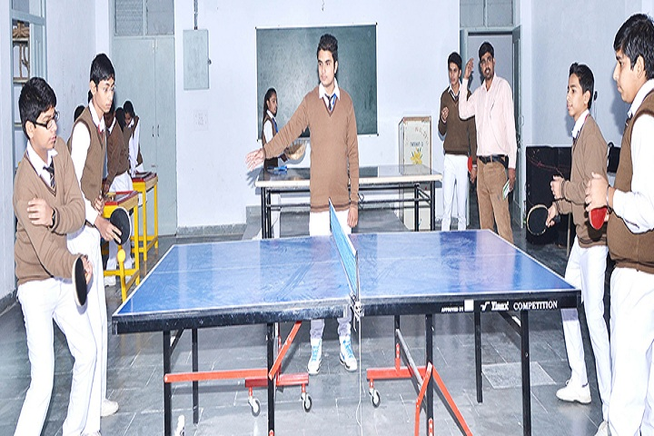 Daffodils Public School-Indoor Games