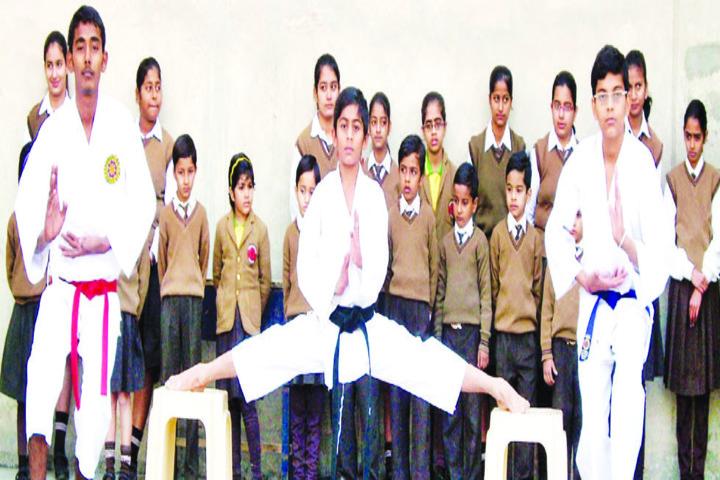 Daffodils Public School-Karate