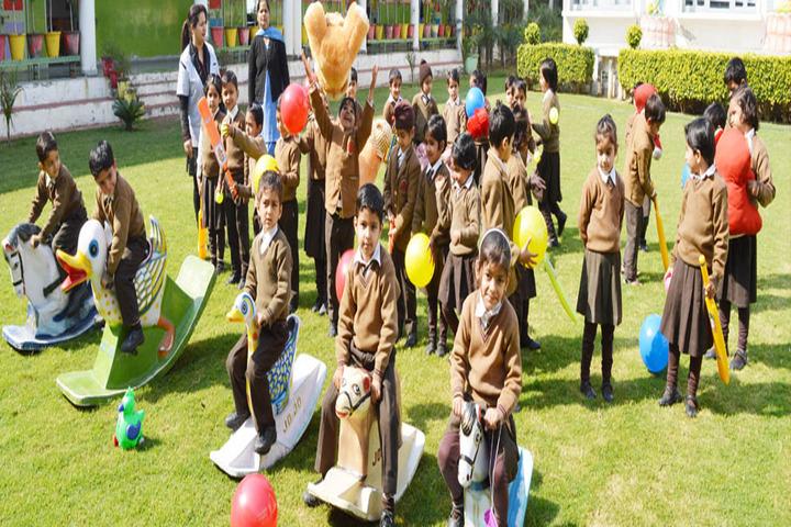 Daffodils Public School-Kindergarden