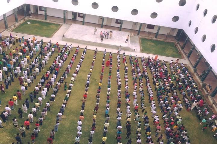 Dalamwala Public School-Assembly
