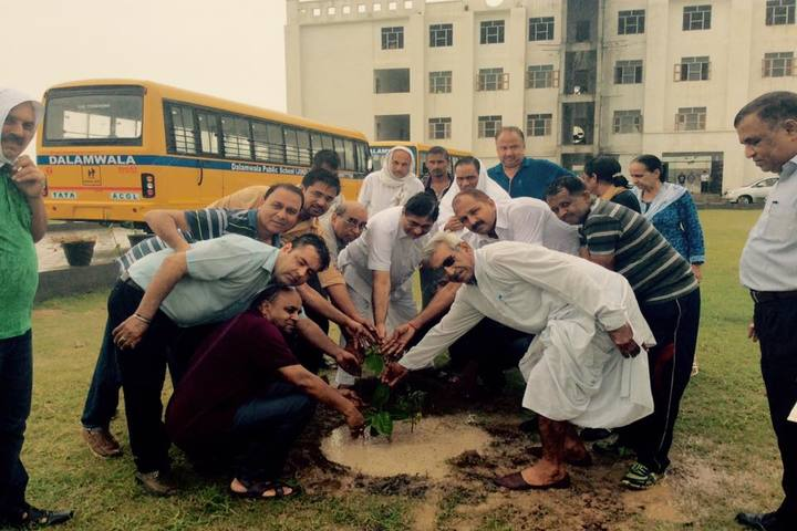 Dalamwala Public School-Plantation