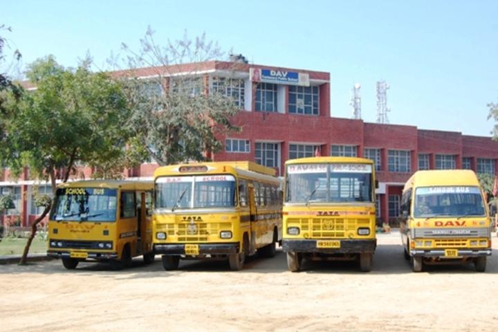 DAV Centenary Public School-Transport