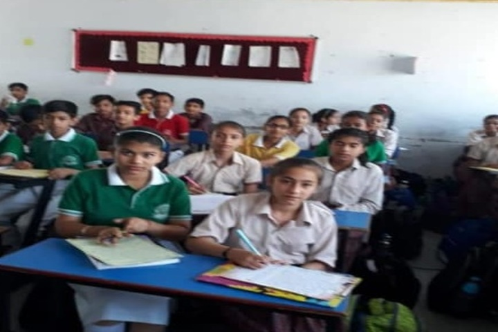Dav Centenary Public School-Class Room
