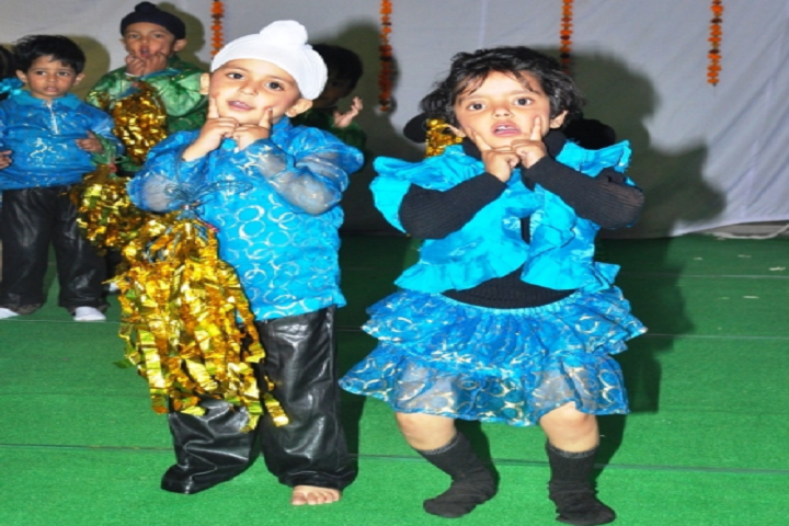 DAV Centernary Public School-Kids Dance Performance